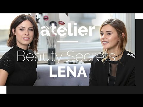 Beauty Secrets mit LENA MEYER-LANDRUT. Red Carpet Berlinale Look. Folge #2