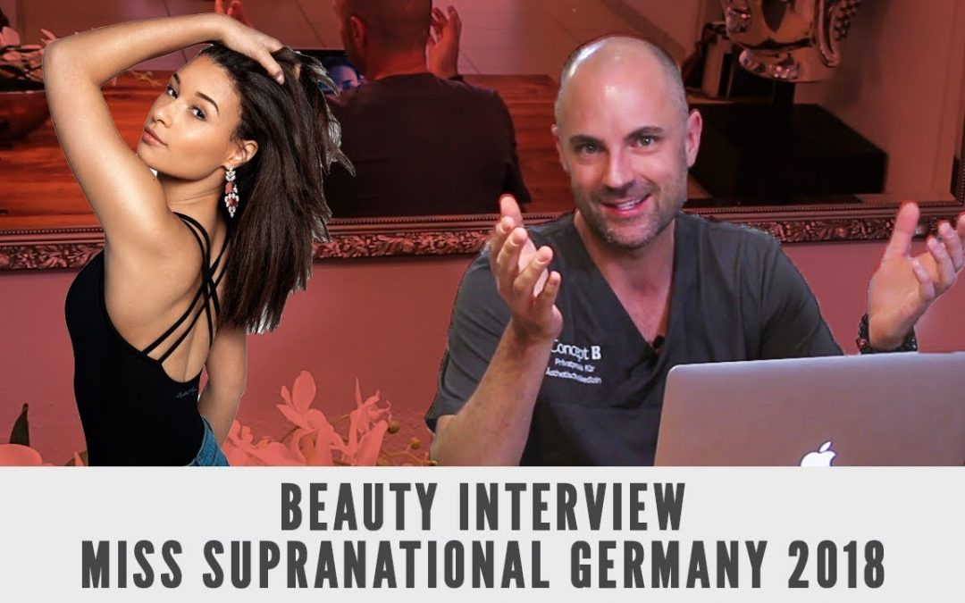Beauty Interview  mit Tipps von Miss Supranational Germany Mona Schafnitzl!