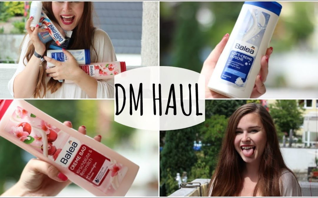 DM HAUL REVIEW JUNI – Make-up, Hautpflege & mehr